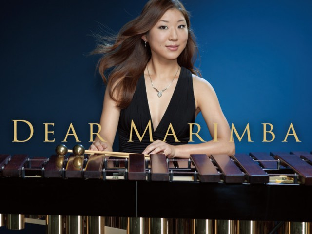 "Debut Album ""Dear Marimba"""